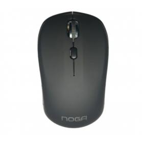 Mouse Noganet Inalámbrico NGM-20 // Dual 2,4GHZ - BT