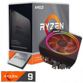 Procesador AMD Ryzen™ 9 3900XT 4.7GHZ, Socket AM4 + Aerocool Cylon 4F ARGB