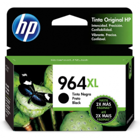 Cartucho HP 964 XL Original de tinta Negra