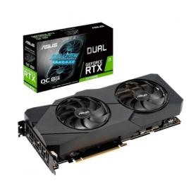 Placa Video Geforce Asus RTX 2070 EVO OC Edition 8GB GDDR6