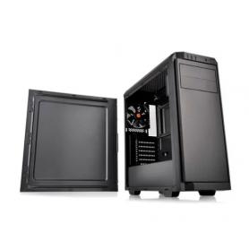 Gabinete Gamer Thermaltake V100 black - Sin Fuente -