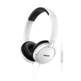 Auriculares Philips Extra Bass, Mod SLH5000WT/00