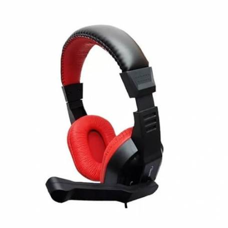 Auricular Gamer c/Micrófono Netmak NM-Shadow