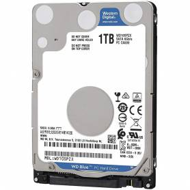 Disco Rigido Western Digital 1TB SATA 3 Notebook