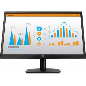 "Monitor HP N223 led 21.5"" FHD negro - HDMI / VGA"
