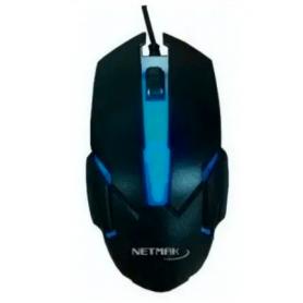Mouse Gamer NETMAK - GALAX - Retroiluminado