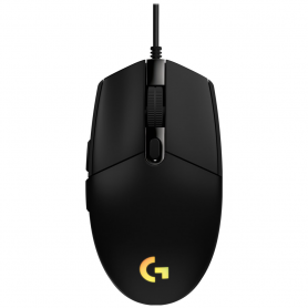 Mouse Gamer Logitech G203 LIGHTSYNC USB