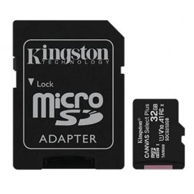 Tarjeta microSD Canvas Select Plus, 32gb Kingston