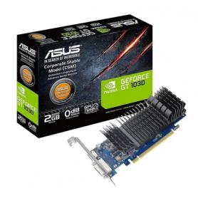 Placa De Video Asus GT1030 2Gb GDDR5 HDMI DVI