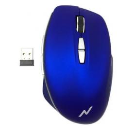 Mouse Noga Gamer Stormer St-610R / Recargable / Inalámbrico / 1600 Dpi