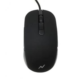 Mouse Gamer Noga St-627 / 2400dpi / Cable Mallado Rgb