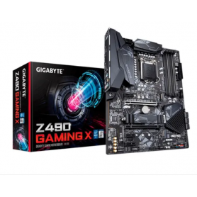 Motherboard Gigabyte Z490 Gaming X /10Gen / Socket 1200 / DDR4