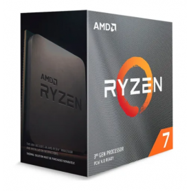 Procesador AMD Ryzen™ 7 3800XT / 8 Cores / Socket AM4 / 4.7Ghz + Cooler UX100 RGB