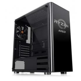 Gabinete Thermaltake V200 TG RGB - Sin Fuente -