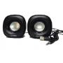 Gabinete Kit Falcom CM6816 / fuente de 500w / Teclado, mouse y parlantes