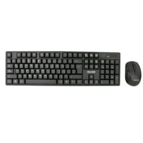 Kit Teclado y Mouse Inalambrico FALCOM