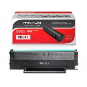 Toner Pantum Pb 211 Pb210 P2500w M6550nw Original
