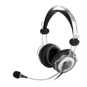 Auriculares de PC c/ Mic. HS-04SU Genius (Con cancelación de ruido)