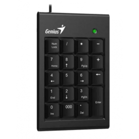 Teclado Genius numérico Numpad 100 USB