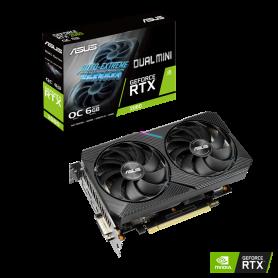 ASUS Dual GeForce RTX™ 2060 MINI OC Edition 6GB GDDR6