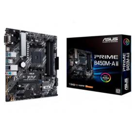 Motherboard ASUS PRIME B450M-A II / USB 3. HDMI / Socket AM4