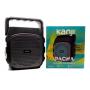 """Parlante KANJI """"PACHA"""" Bluetooth / Batería recargable / USB - SD"""