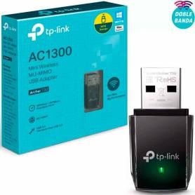 AC1300 Archer T3U Adaptador USB inalámbrico