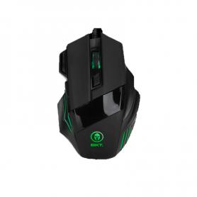 Mouse Gamer 7D BKT Spartan M34 / 2400 dpi