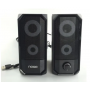 Parlantes 2.0- LED -  Noga NG-265P
