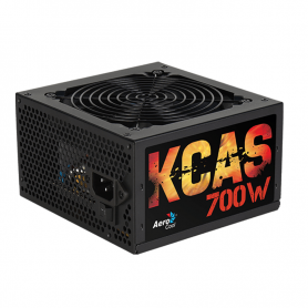 Fuente Gamer Aerocool 700w KCAS 80+ Plus Bronze  ATX Pc / FULL RANGE