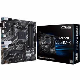 Motherboard Asus Prime B550M-K AMD B550 / DDR4 Ryzen