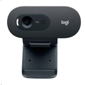 Webcam Logitech Hd C505 Con Microfono 720p Usb