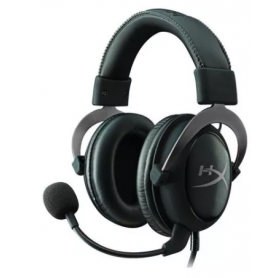 Auriculares Gamer HyperX Cloud II gun metal