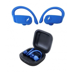 Auricular Bluetooth Noga NG-BTWINS 15 Azul - In Ear Inalámbricos