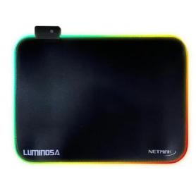 Mouse Pad *RETROILUMINADO* Gamer Netmak NM-LUMINOSA