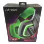Auricular Gamer  ST-8220 Noganet Stormer, conector 3.5 TRRS, Verde