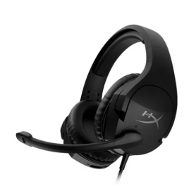 Auriculares Gamer HyperX Cloud Stinger S 7.1 Mic/cancela sonido PC BLack