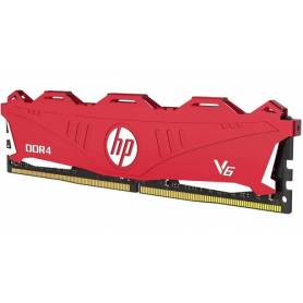 Memoria PC HP V6 DDR4 8GB 2666MHz CL18 Red, UDIMM