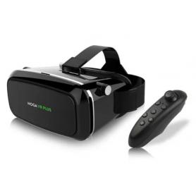 Noga VR PLUS Lentes Realidad Virtual Reality Headset C/ Remoto para smartphones
