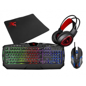 Combo Gamer Sentey GS5790 (Keyboard/Headset/Mouse/Mousepad)