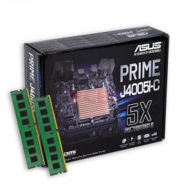 Combo Mother integrado Intel® Celeron® J4005L + 8 Gb DDR4