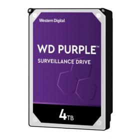 Disco Rigido Western Digital Purple 4TB 64MB SATA 3 / Minería