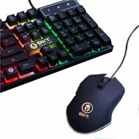 Teclado y Mouse BKT Gamer MK85