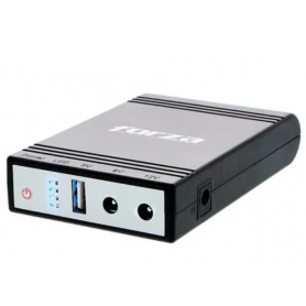 Mini Ups + Power Bank Dc-140usb Portable Forza