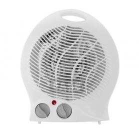 Caloventor eléctrico NETMAK 1900W C/protección de corte