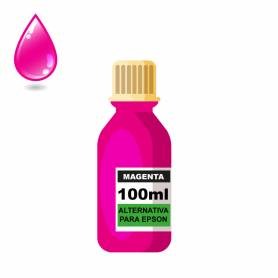 Tinta sublimacion  magenta para epson 100 ml