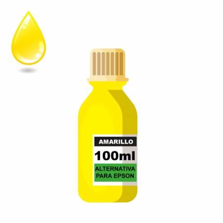 Tinta sublimacion amarillo para epson 100 ml