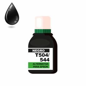 Tinta NegraP/EPSON alternativa linea *T504/544*