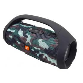 Parlante portatil Bluetooth Noga NG-BT672 - CAMUFLADO