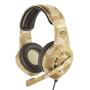 Auricular Gamer  para PC / Play 4 / XBOX / TRUST GXT310D RADIUS DESERT CAMO